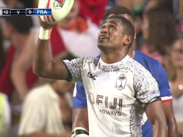 MAGIC FIJI ✨ 2019 Hong Kong Sevens Cup Final | Fiji v France