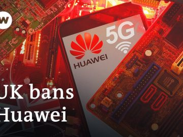 UK to ban Huawei from 5G networks +++ Germany debates spyware law | DW Tech Report