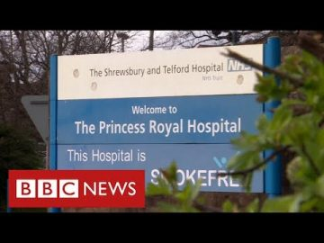 Baby deaths scandal: 300 new cases investigated at two hospitals - BBC News