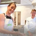 Konta's Kitchen | Johanna Konta teams up with Clare Smyth