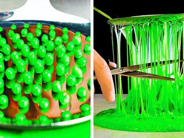 25 EASY SLIME TRICKS FOR RELAXING AND SENSUAL SATISFACTION