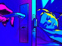 Don't Leave Your Bedroom Door Open at Night, Here's Why
