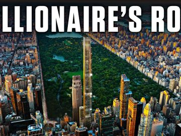 Who Lives in Billionaires' Row?