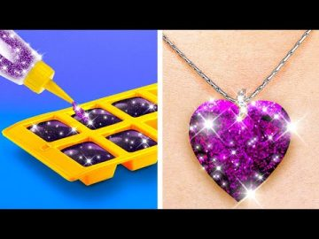 GIRLY DIYS    CUTE AND CHEAP RESIN AND POLYMER CLAY CRAFTS