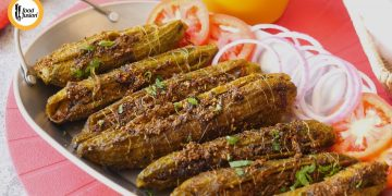 Stuffed Karela Recipe By Food Fusion