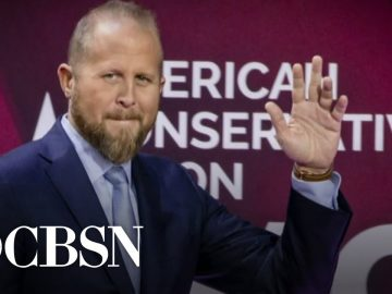 President Trump demotes campaign manager Brad Parscale amid slipping poll numbers