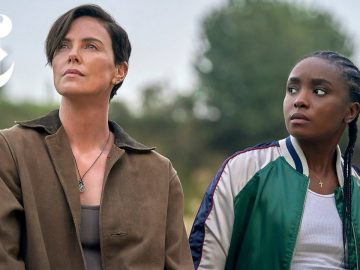 How Charlize Theron and KiKi Layne Spar in 'The Old Guard' | Anatomy of a Scene