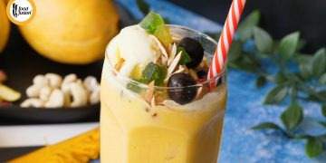 Mango Mastani Recipe By Food Fusion