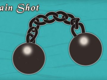 Chain Shot (Deadly Weapon)
