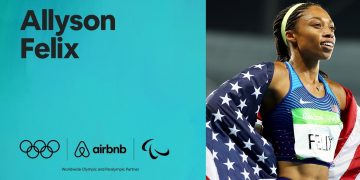 Relive Four Olympic Games with Allyson Felix   Airbnb Olympian & Paralympian Online Experiences