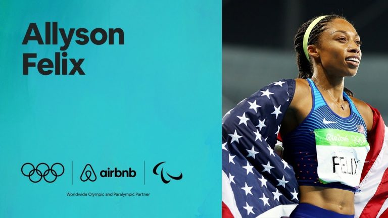 Relive Four Olympic Games with Allyson Felix | Airbnb Olympian & Paralympian Online Experiences