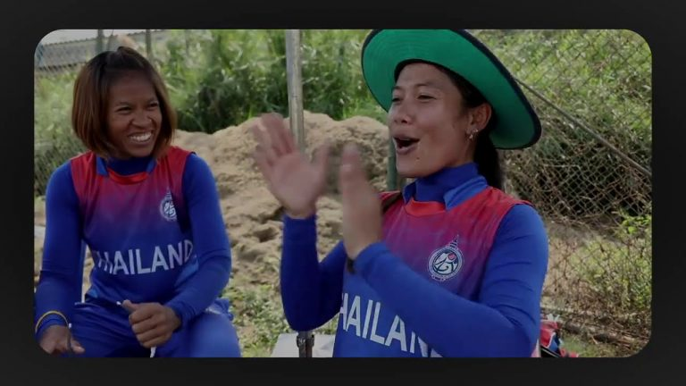 ICC Associate Member Women's Performance of the Year – Thailand