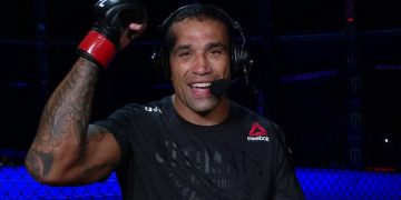 Fight Island 3: Fabrício Werdum Post-fight Interview