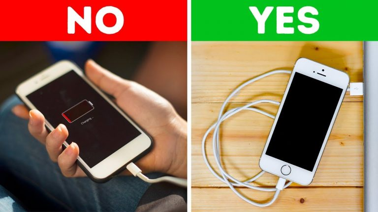 Don't Use Your Phone While Charging, Here's Why