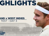 Day 3 Highlights | Broad Display Helps England Dominate | England v West Indies 3rd Test 2020