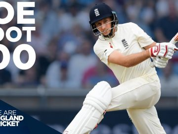 Root Hits 100 In First Ever Day/Night Test In UK! | England v West Indies 2017 | Classic Highlights