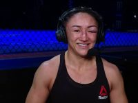 Fight Island 3: Carla Esparza Post-fight Interview