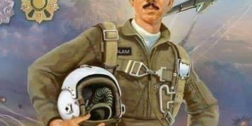Nation remembers 1965 war hero MM Alam on his 7th death 13