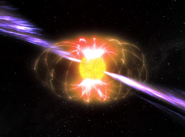 Mysterious Spinning Neutron Star Detected in the Milky Way With Extraordinary Properties 1