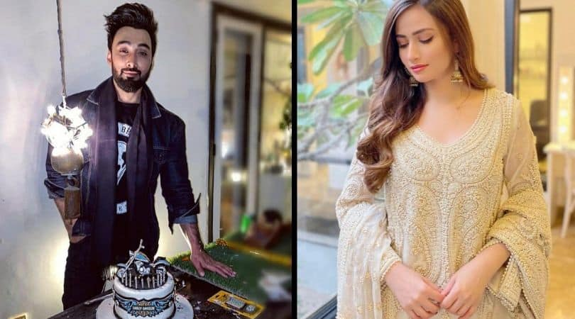 Umair Jaswal Talks About Relationship Status With Sana Javed 5