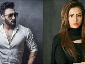 Umair Jaswal Talks About Relationship Status With Sana Javed 23
