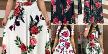 Eid Collection Fashion Dresses 5