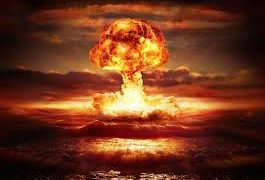 The first atomic bomb test is successfully exploded 3