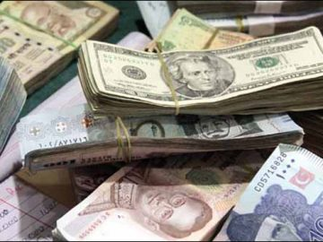 Rupee continues to recover against US dollar in interbank 24