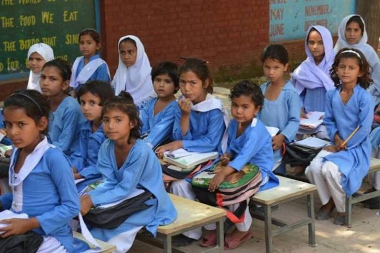 Federal govt takes decision about reopening schools across Pakistan 1