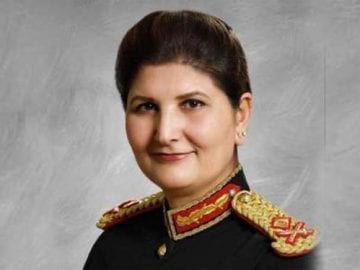 Major General Nigar Johar has become Pakistan's first female officer. 2