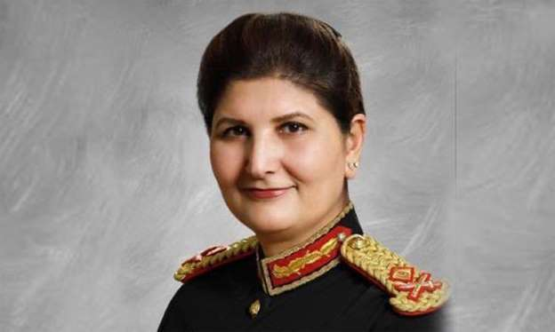 Major General Nigar Johar has become Pakistan's first female officer. 1