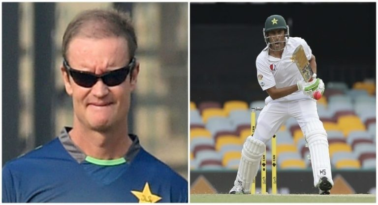 Grant Flower apologises over knife incident with Younis Khan 1