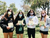 Four high school students created a coloring book to teach kids about the coronavirus 20