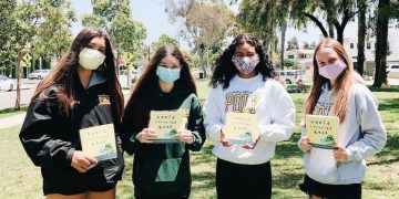Four high school students created a coloring book to teach kids about the coronavirus 18