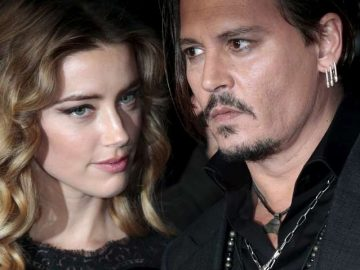 Johnny Depp and Amber Heard: from romance to rancor 8