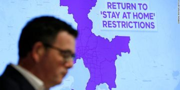 Melbourne forced into new six-week lockdown 14