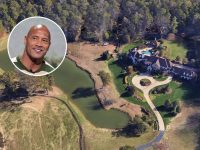 Dwayne 'The Rock' Johnson Picks Up $9.5 Million Georgia Farm 2