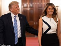 Donald Trump slams Harvard for not fully reopening in fall as he threatens 'pressure' on governors to get schools open again at White House event with Melania 43