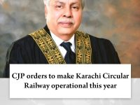 CJP orders to make Karachi Circular Railway operational this year  Details:   #T... 23