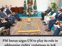 #PMImran urges UN to play its role in addressing rights' violations in IoK  Deta... 44