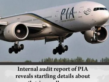 Internal audit report of #PIA reveals startling details about pilots' pay, allow... 1