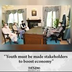 Youth must be made stakeholders to boost #economy: PM #ImranKhan Read more: #... 5