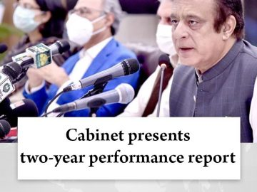 The #government highlighted achievements of the #PTI government in a press brief... 7