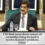#CMShah turns down rumors of committee being formed to resolve #Karachi's proble... 6