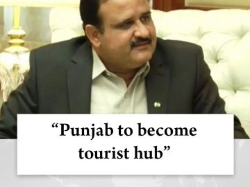 Punjab Chief Minister #SardarUsmanBuzdar has said his #government was working on... 3