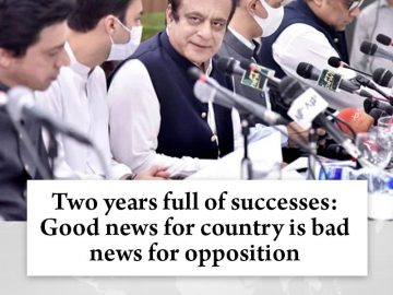 Two years full of #successes: Good news for #country is bad news for #opposition... 4