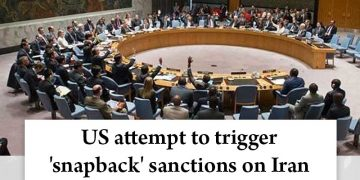 #US attempt to trigger '#snapback' sanctions on Iran rejected by #UN  Read more:... 15