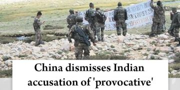 #China dismisses Indian accusation of 'provocative' #border action in #Ladakh  R... 2