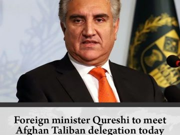 FO had said that delegation had arrived on FM #Qureshi's invitation to discuss w... 2