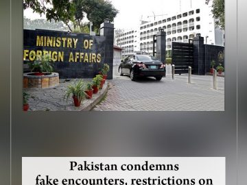 #Pakistan condemns fake encounters, restrictions on #Muharrram processions in #I... 9